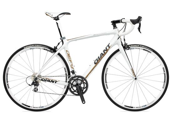 Photo of Defy Advanced road bike used by Argan Sports for road tours
