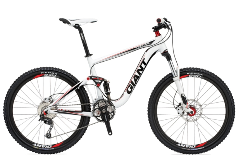 Trance Advance bike photo used in Argan Sports MTB Tours