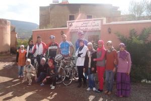 #marrakechatlasetape #charityride #charity #cycling #biking #bike #morocco #marrakech